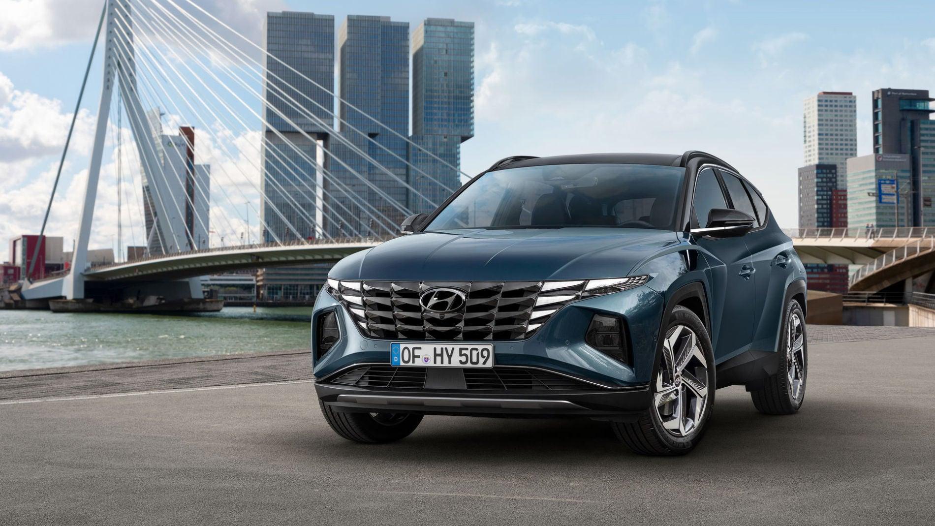 Hyundai Tucson 2021