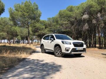 Subaru Forester ecoHYBRID 2020