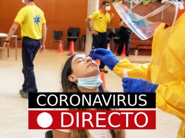 Coronavirus España hoy: Noticias de última hora, casos y vacuna del COVID-19, en directo