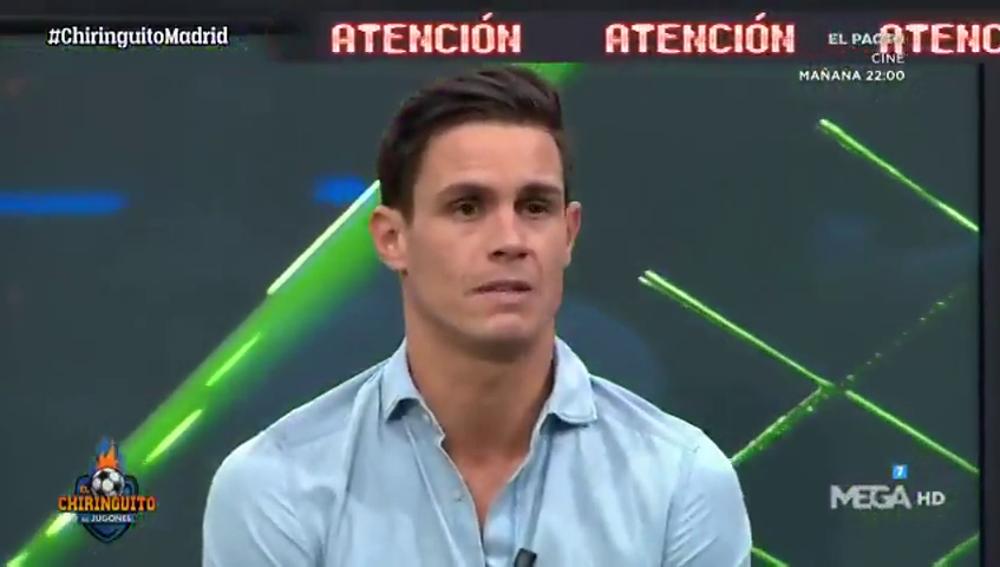 """Edu Aguirre desvela con qué """"flipó"""" el vestuario del Madrid tras el partido contra el Getafe"""