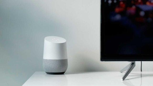 Configurar Wifi en Google Home