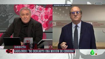 """Gabilondo (PSOE) se """"sacrificaría"""" en favor de Ciudadanos en una moción de censura en Madrid: """"No seré un obstáculo"""""""