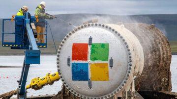 Microsoft reflota centro de datos sumergido en el mar: se ha conservado mejor que los situados en superficie