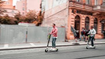 Los patinetes eléctricos, una opción de movilidad respetuosa con el medio ambiente