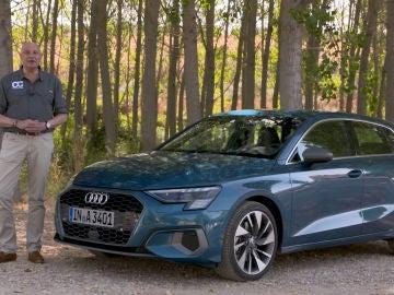 El Audi 35 llevará el motor de 150 caballos mild hybrid