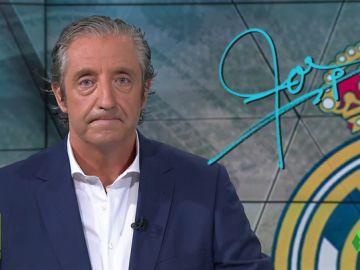 """Pedrerol: """"¿Os imagináis a Bale triunfando en el Tottenham? ¿Qué más da? A Zidane no le gusta"""""""