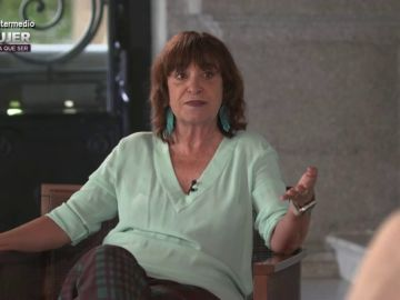 La escritora Rosa Montero