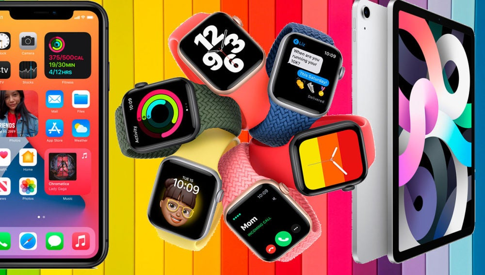 Dispositivos de Apple