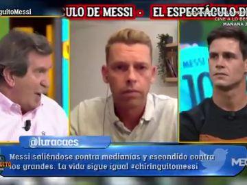 """Jota Jordi: """"Messi está muy contento con Koeman y los fichajes"""""""