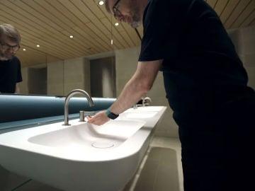 Función 'lavado de manos' en watchOS 7 de los Apple Watch