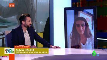 Olivia Molina analiza 'La Valla'