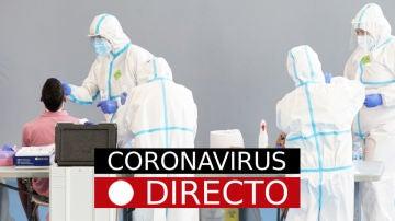 Coronavirus en España hoy: Noticias de última hora, casos y vacuna de la COVID-19 en directo