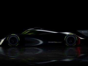 Peugeot ya tiene imagen para el Hypercar con el que quiere volver a ganar Le Mans