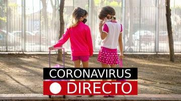 Coronavirus en España: Madrid, noticias de última hora hoy y vacuna del COVID-19, en directo