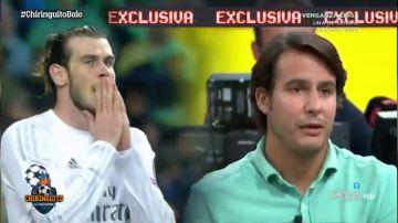 """Exclusiva de Juanfe Sanz: """"Bale no se ha despedido de todos sus compañeros"""""""