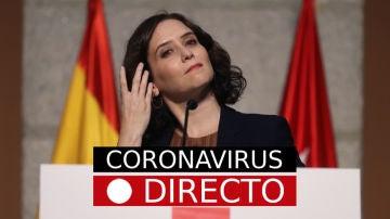 Coronavirus España: Madrid, 37 zonas restringidas y 8 municipios, noticias de última hora hoy del COVID-19, en directo