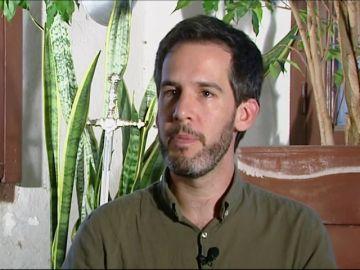 Jaime Palomera es portavoz del sindicato de Inquilinos en Cataluña
