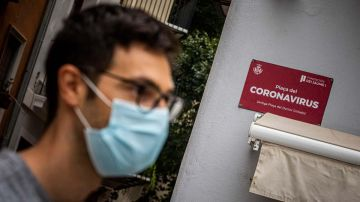 Valencia dedica temporalmente una plaza al Coronavirus