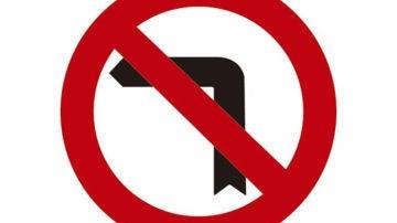 Una de las señales que más confusión causa: ¿sabes lo que significa ésta señal?