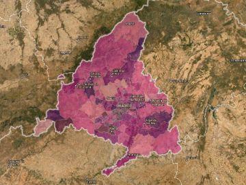 Restricciones ante el coronavirus en Madrid