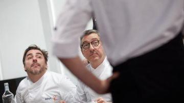 Los hermanos Joan y Jordi Roca, responsables del Celler de Can Roca
