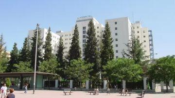 Imagen de archivo del hospital Virgen de las Nieves
