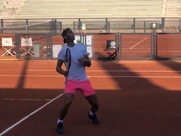 Rafa Nadal podría haber sido Balón de Oro: ojo a su calidad con una simple pelota de tenis