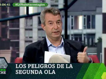El doctor César Carballo