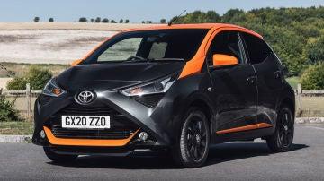 Toyota Aygo x-cite JBL
