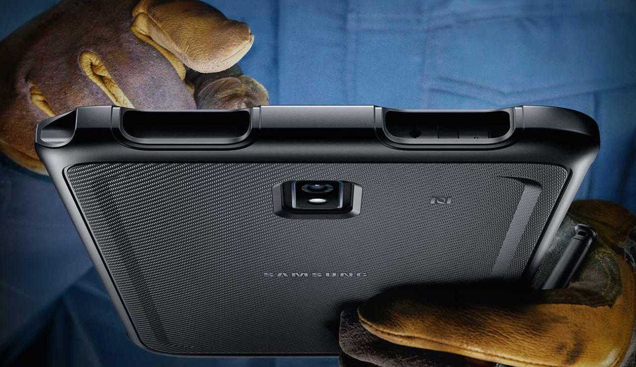 Samsung Galaxy Tan Active 3