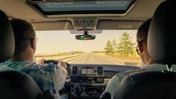 Conducir por carretera
