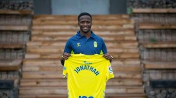 Jonathan Silva, futbolista de la UD Las Palmas
