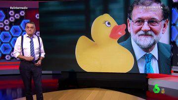 """El análisis de Wyoming sobre el sumario de la Operación Kitchen: """"Rajoy está comprobando que la basura siempre sale a flote"""""""