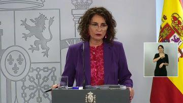 """El Gobierno, a la espera de reunirse esta tarde con Madrid: """"Ojalá podamos tener hoy el anuncio de medidas instantáneas"""""""