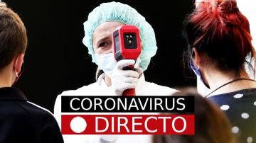 Coronavirus en España y el cierre de Madrid, hoy: Noticias, casos y última hora del COVID-19, EN DIRECTO