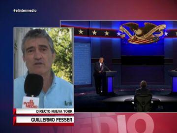 Guillermo Fesser, corresponsal de El Intermedio en Nueva York.