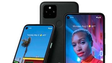 Nuevos Google Pixel 5 y 4a 5G