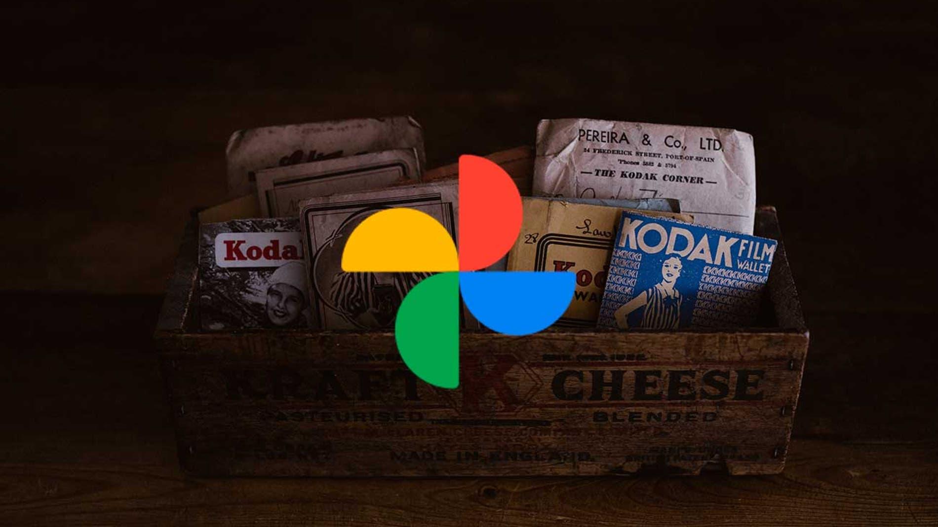 Oculta tus fotosen Google Fotos