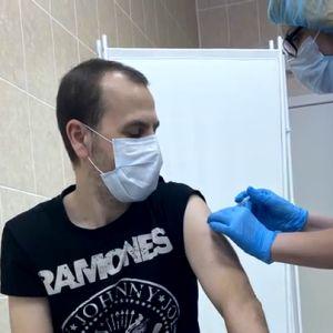 voluntario vacuna