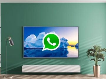 WhatsApp en Android TV