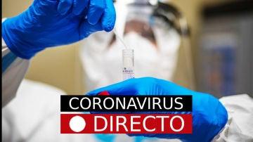 Coronavirus en España y Madrid, hoy: Última hora, confinamientos de municipios, casos y noticias del COVID-19, en directo