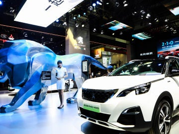 Peugeot celebra en China su 210.º aniversario