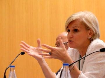 La directora de salud publica y medio ambiente de la OMS, Maria Neira