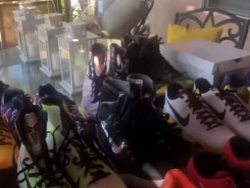 Zapatillas de Kobe Bryant