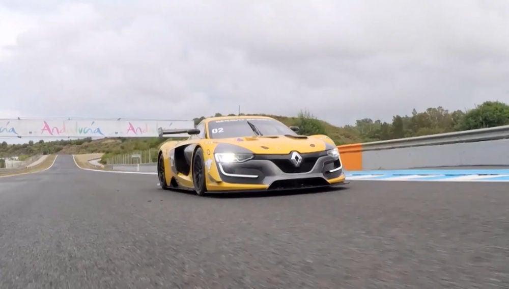 El RS01 tuvo involucrado a Alain Prost para su desarrollo