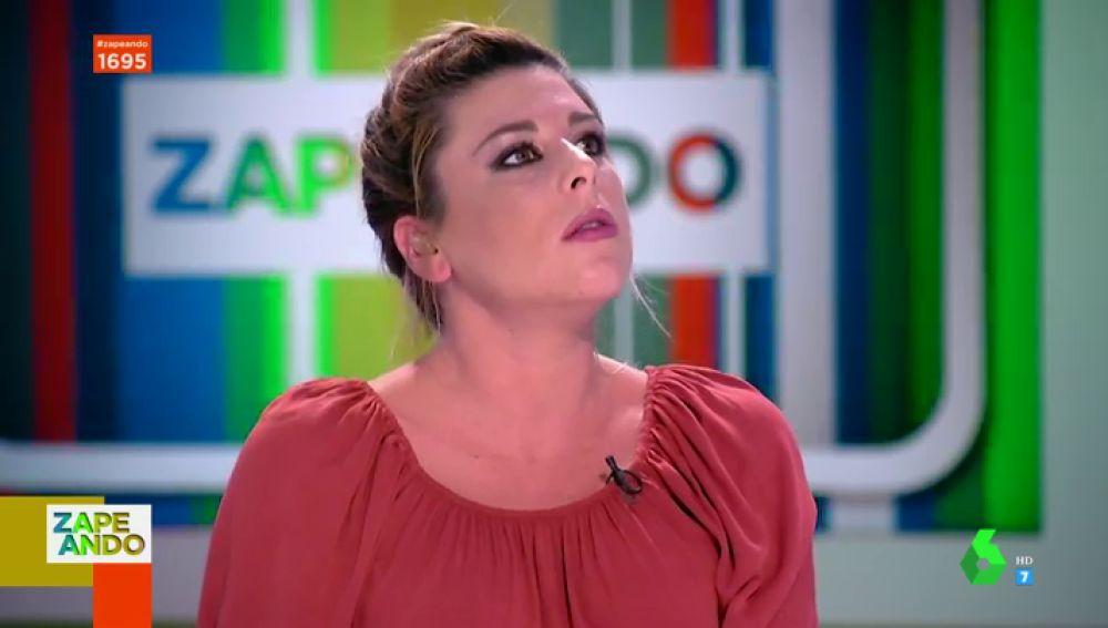 """La aplaudida imitación de Valeria Ros a Silvia Pérez cantando ' El tractor amarillo': """"Precioso"""""""