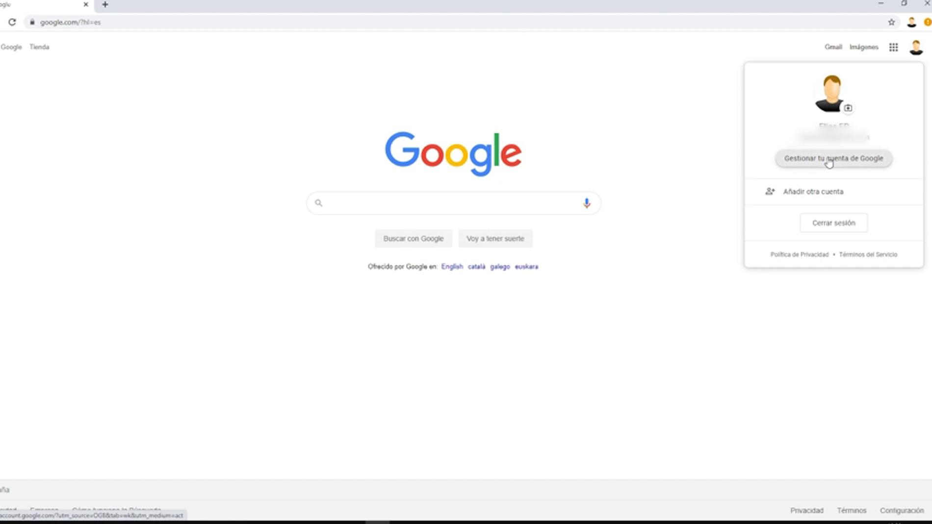 Cómo eliminar una cuenta de hotmail o gmail definitivamente