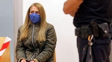 Concepción Martín, conocida como la 'viuda negra' de Alicante, condenada