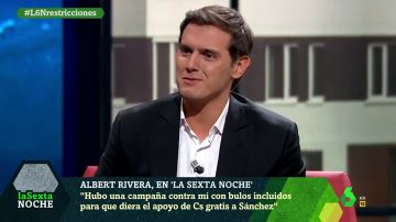 """El elogio de Albert Rivera a Pedro Sánchez por su """"estrategia electoral"""""""