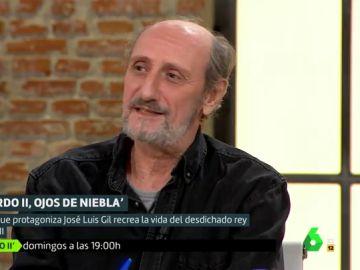 El actor José Luis Gil